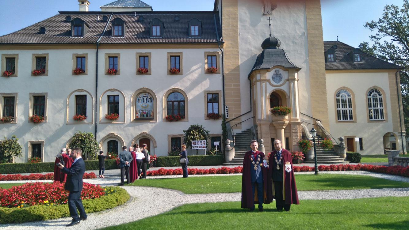Spotkanie w Pałacu w Kamieniu Śląskim 3