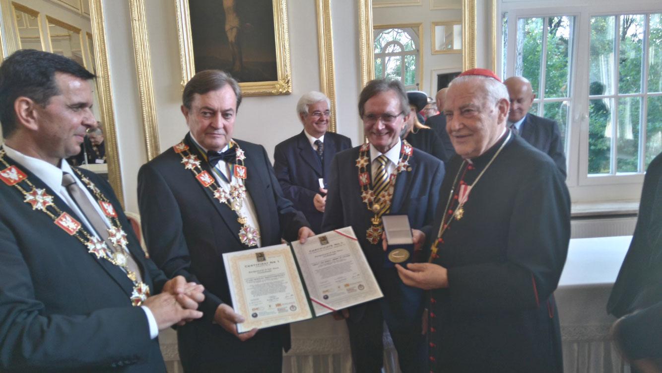 Wielki Mistrz w Krakowie 2017